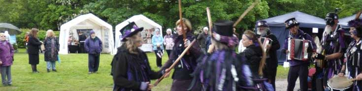 Picture at Bradgate Summer Fair 2015.