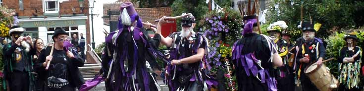 Picture at Lincoln BIG Morris 2015.
